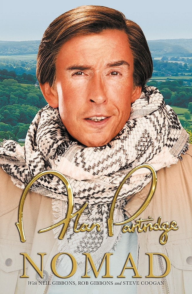 Alan Partridge: Nomad by Alan Partridge, ISBN: 9781409156703