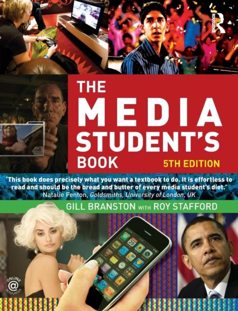 The Media Student's Book by Gill Branston, ISBN: 9780415558426