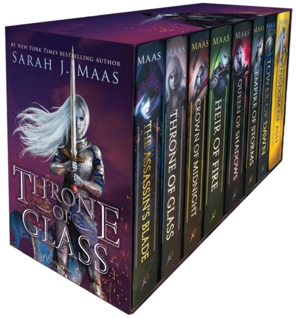 Throne of Glass SetThrone of Glass