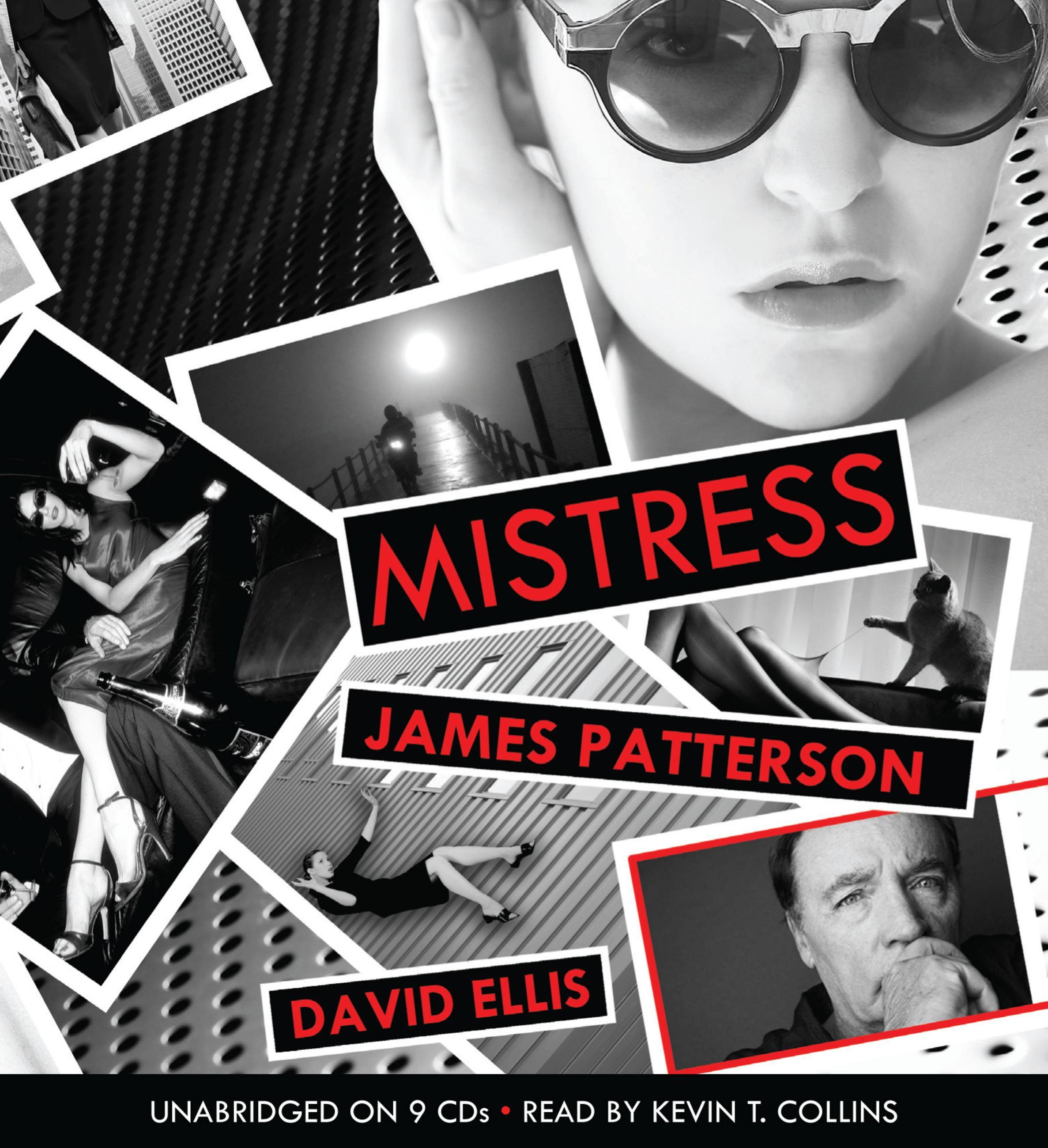 Mistress by James Patterson, ISBN: 9781611130423