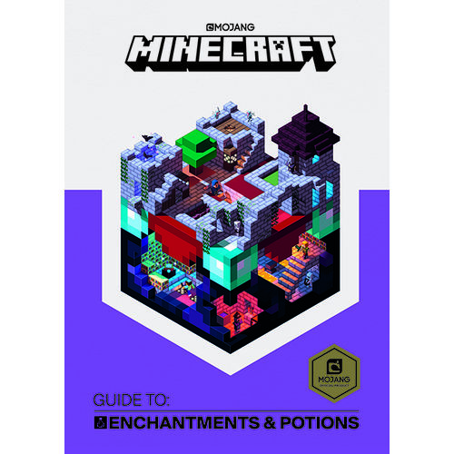 Minecraft Guide to Enchantments and PotionsAn official Minecraft book from Mojang