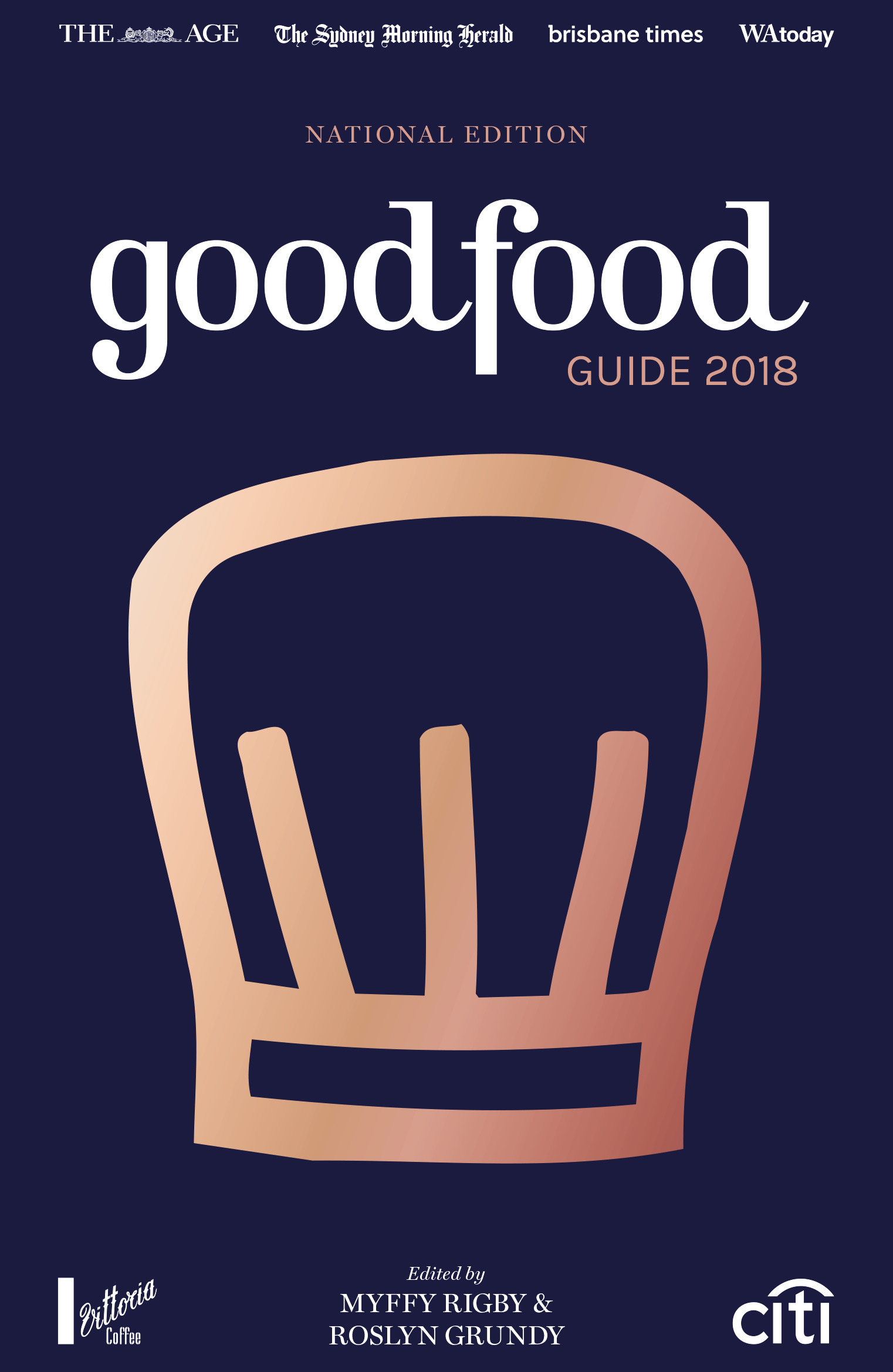 Good Food Guide 2018The National Fairfax Good Food Guide