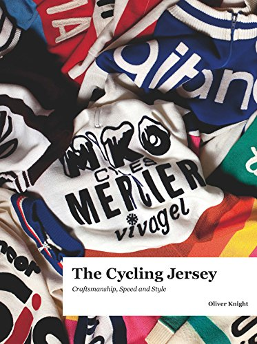 The Cycling Jersey by Oliver Knight, ISBN: 9781911162056