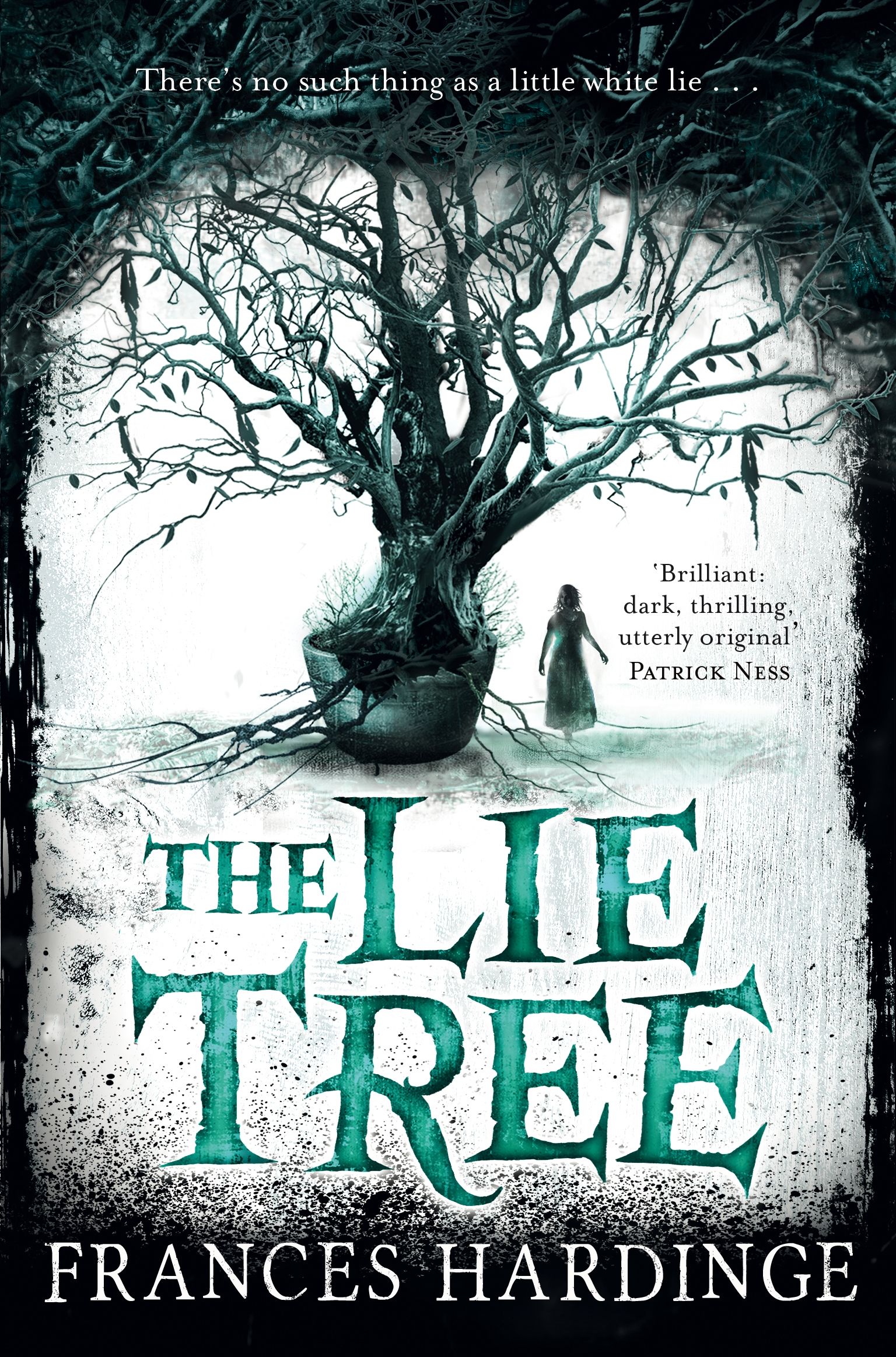 Cover Art for The Lie Tree, ISBN: 9781447264101