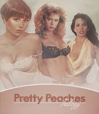The Pretty Peaches Trilogy 2-Disc Blu-ray Set