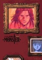 Monster (Monsuta). Kanzenban. Volume 1.