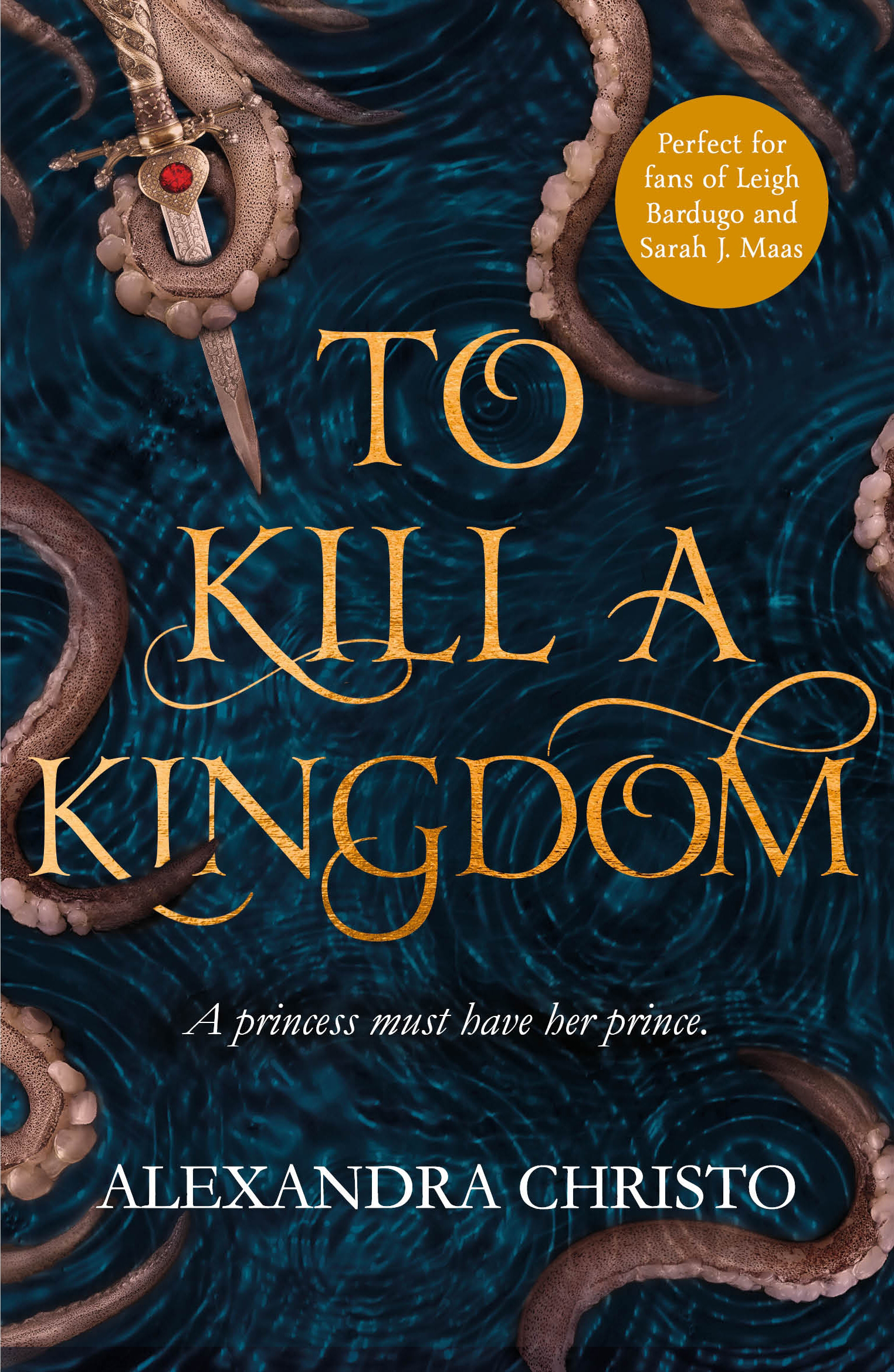 To Kill a Kingdom by Alexandra Christo, ISBN: 9781471407390