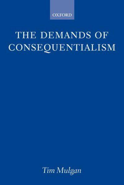 The Demands of Consequentialism