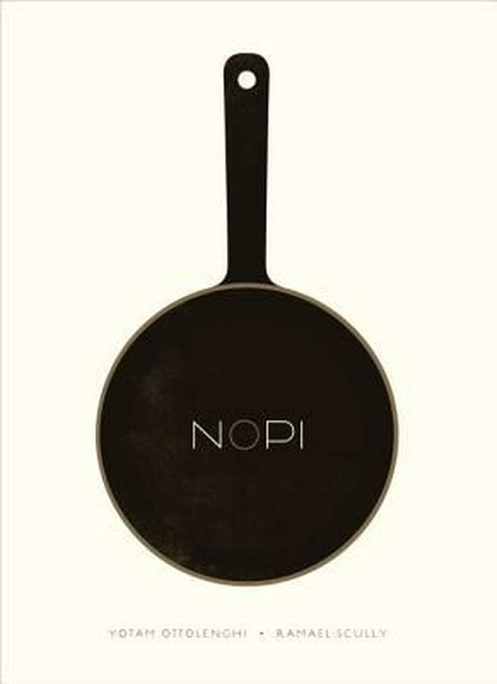 Cover Art for The Nopi Cookbook, ISBN: 9781607746232