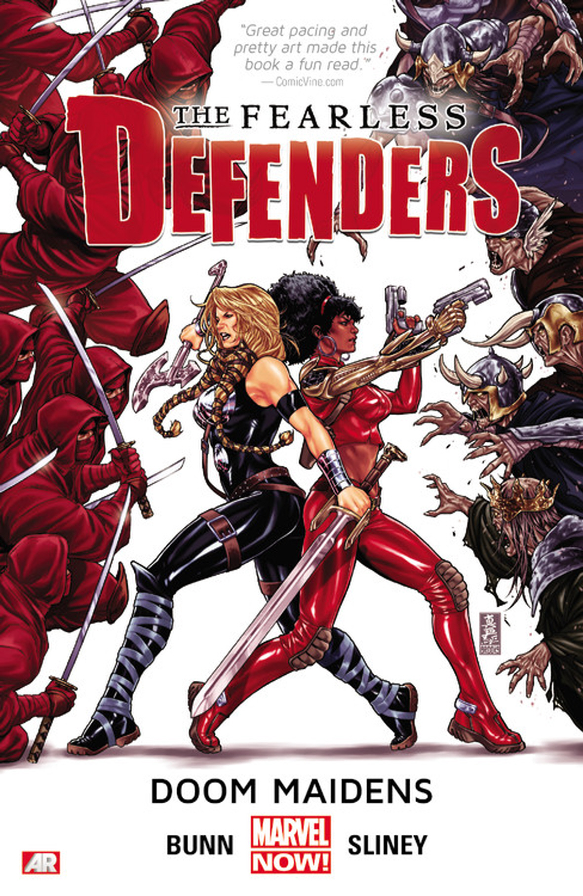 Fearless Defenders Volume 1 by Hachette Australia, ISBN: 9780785168485