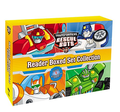 TransformersRescue Bots: Reader Boxed Set Collection