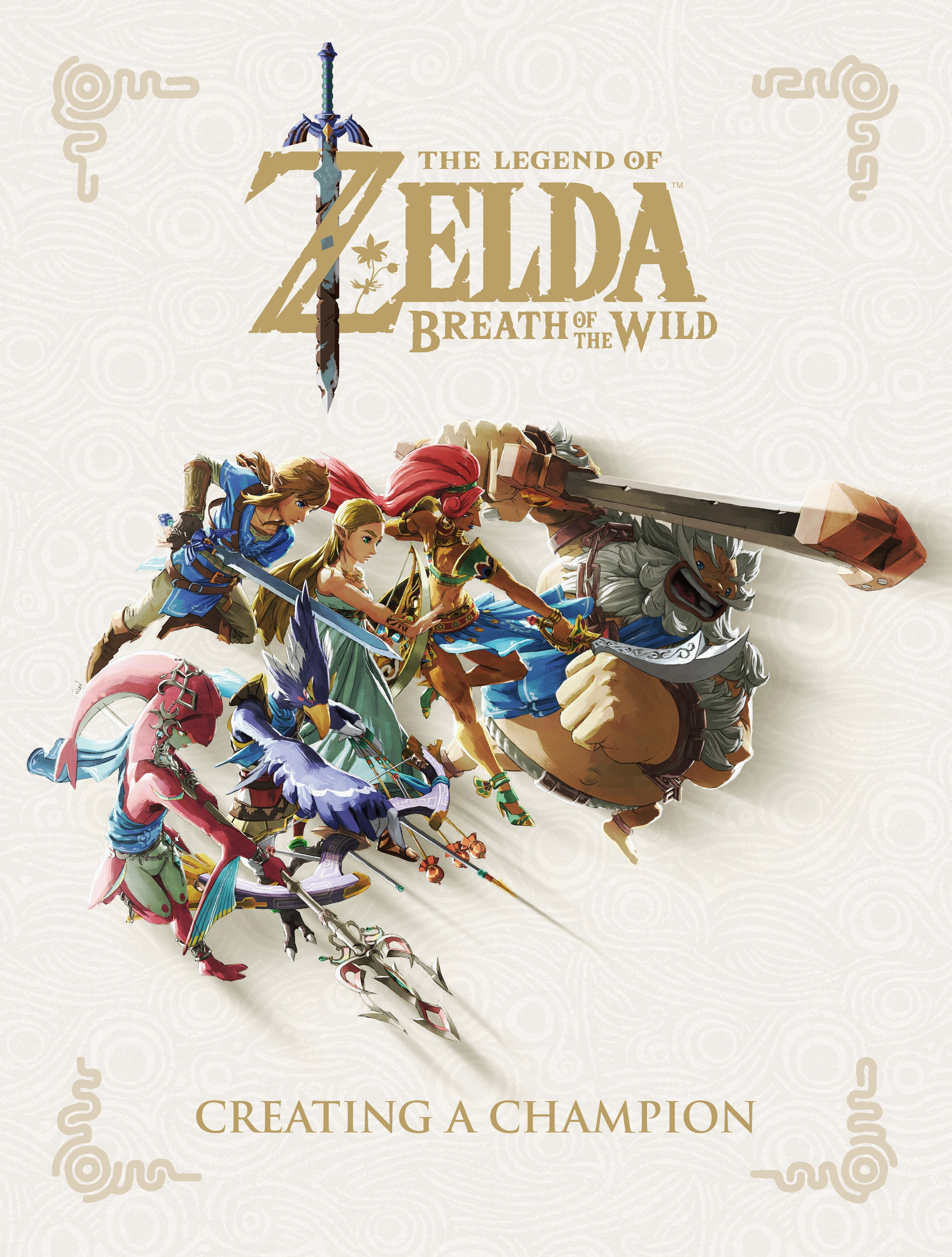 The Legend of Zelda: Breath of the Wild - Creating a Champion by Nintendo, ISBN: 9781506710105