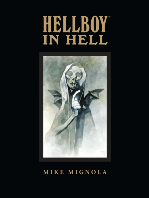 Hellboy in Hell Library Edition by Mike Mignola, ISBN: 9781506703633