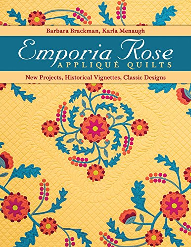 Emporia Rose Appliqué Quilts