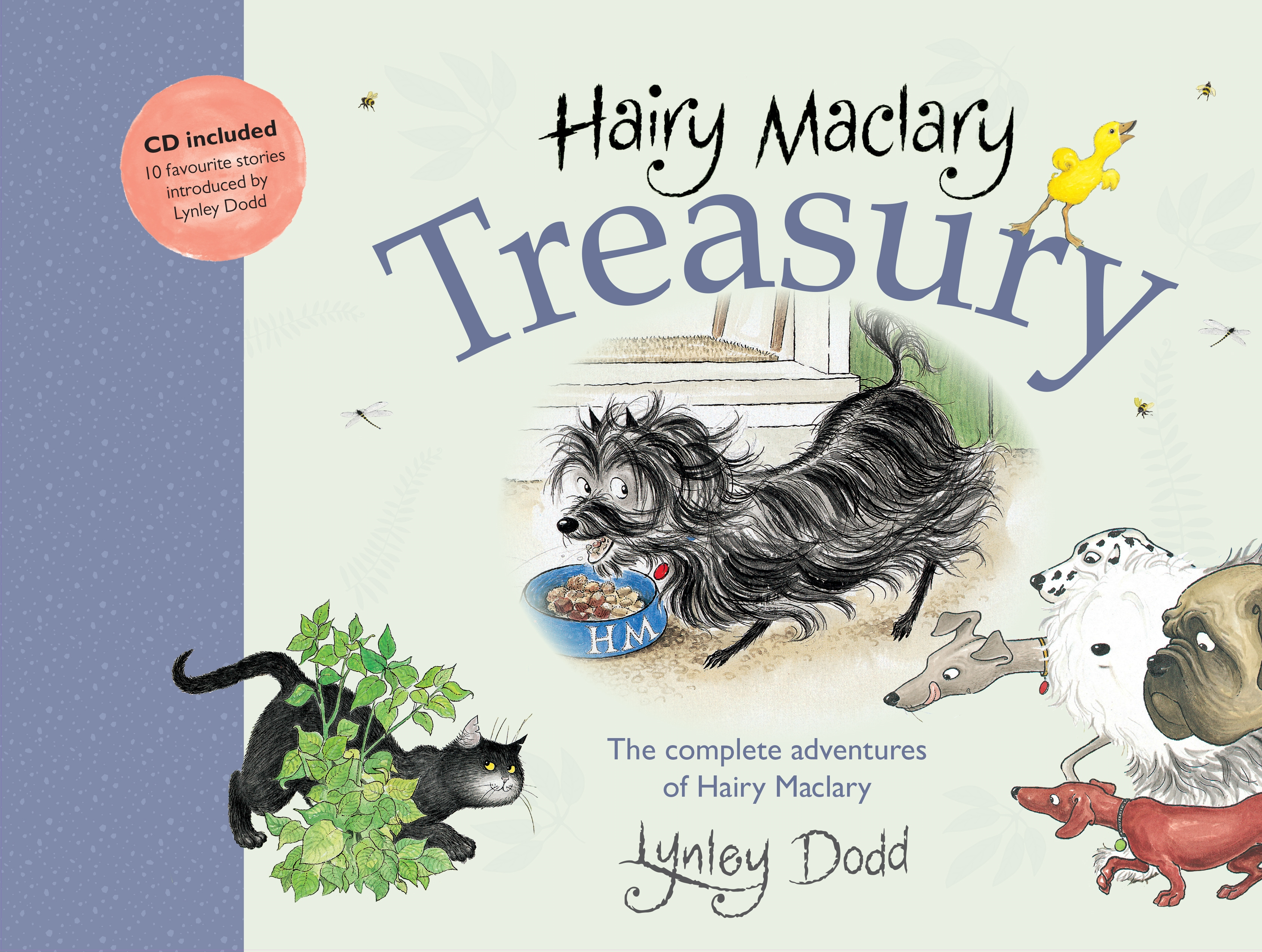 Hairy Maclary and Friends TreasuryThe Complete Adventures of Hairy Mac by Dame Lynley Dodd, ISBN: 9780143309017