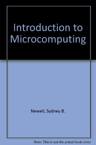 Introduction to Microcomputing