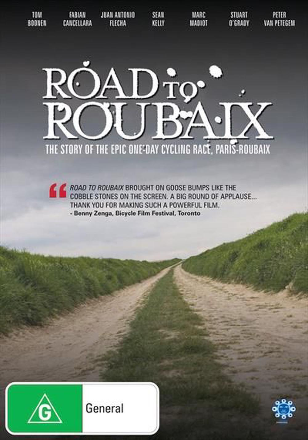 Road to Roubaix by Unknown, ISBN: 5021456162321