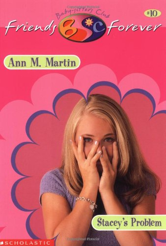 Stacey's Problem by Ann M Martin, ISBN: 9780590523455