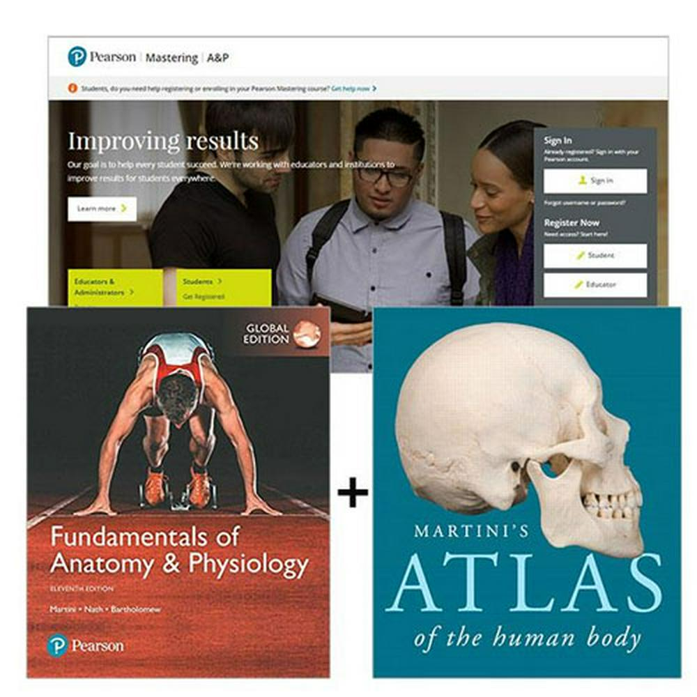 Booko: Comparing prices for Fundamentals of Anatomy & Physiology ...