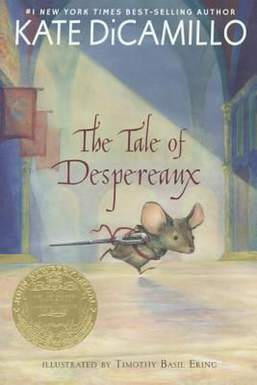 a comparison of the tale of despereaux by kate dicamillo and the trumpet of the swan by e b white The tale of despereaux is one of my favorite literature circle the trumpet of the swan by eb white -between the tale of despereaux by kate dicamillo.