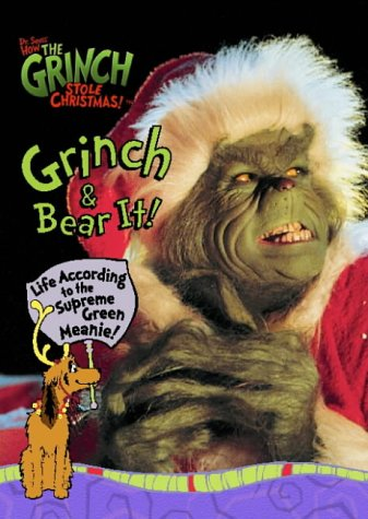 Dr. Seuss' How the Grinch Stole Christmas!(TM) - Grinch and Bear It