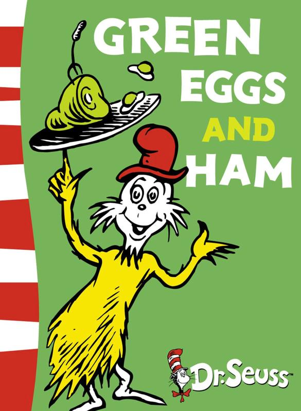 Green Eggs and Ham by Dr. Seuss, ISBN: 9780007158461