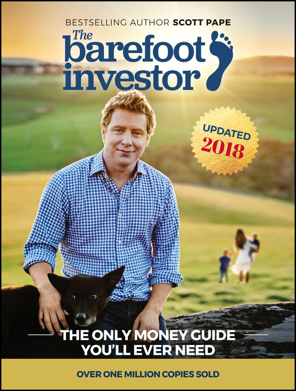 The Barefoot Investor by Scott Pape, ISBN: 9780730324218