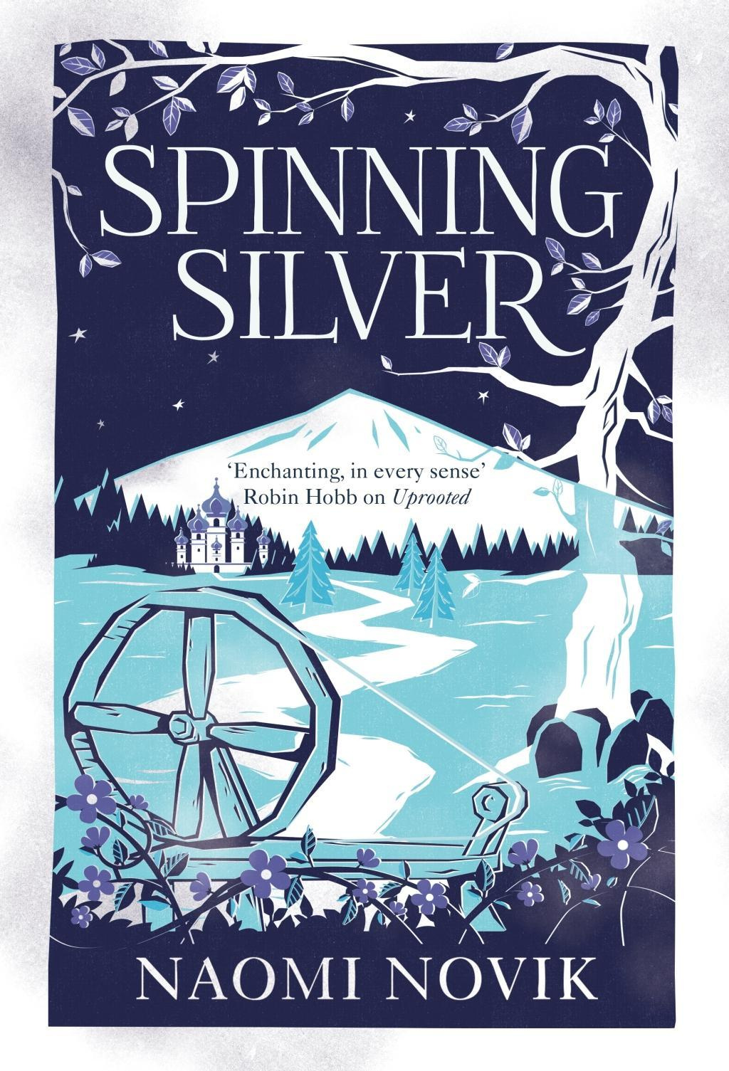 Spinning Silver by Naomi Novik, ISBN: 9781509899012