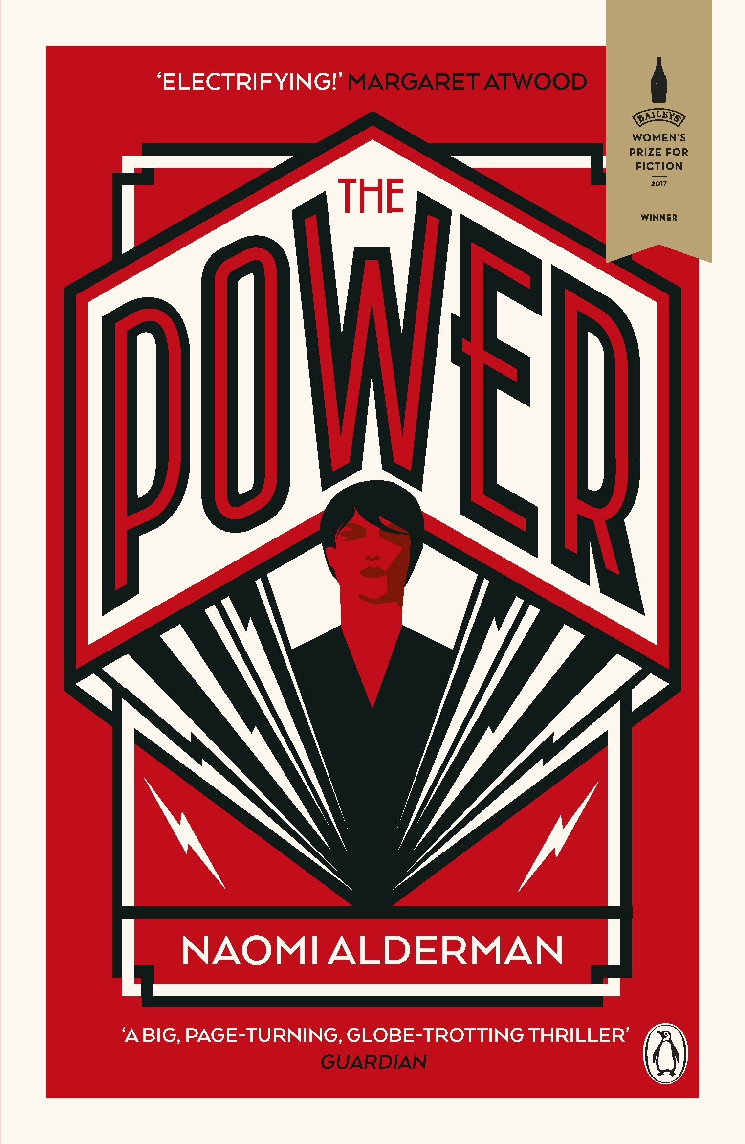 The Power by Naomi Alderman, ISBN: 9780670919963