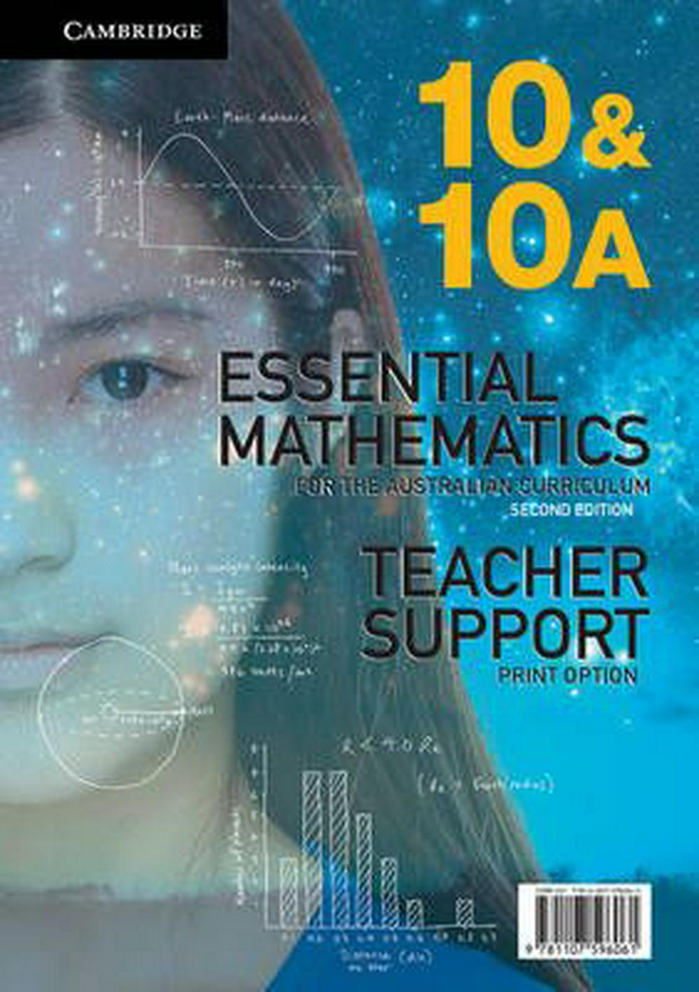 Essential Mathematics for the Australian Curriculum Year 10 Teacher Support Print Option