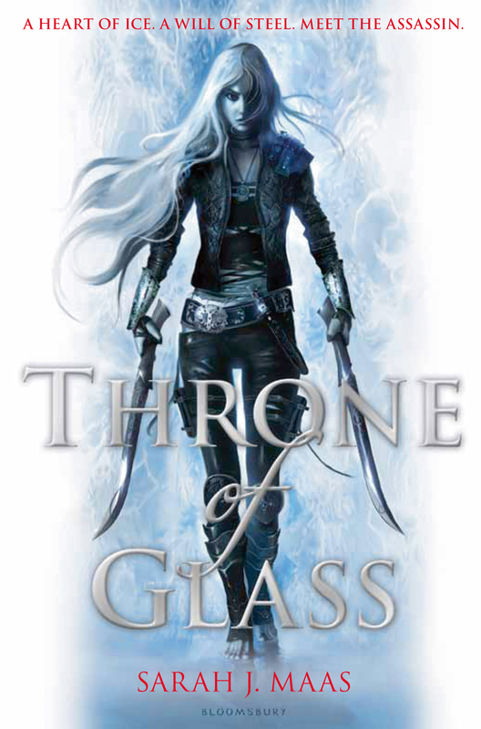 Throne of Glass by Sarah J Maas, ISBN: 9781408832332