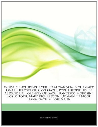 Articles on Vandals, Including
