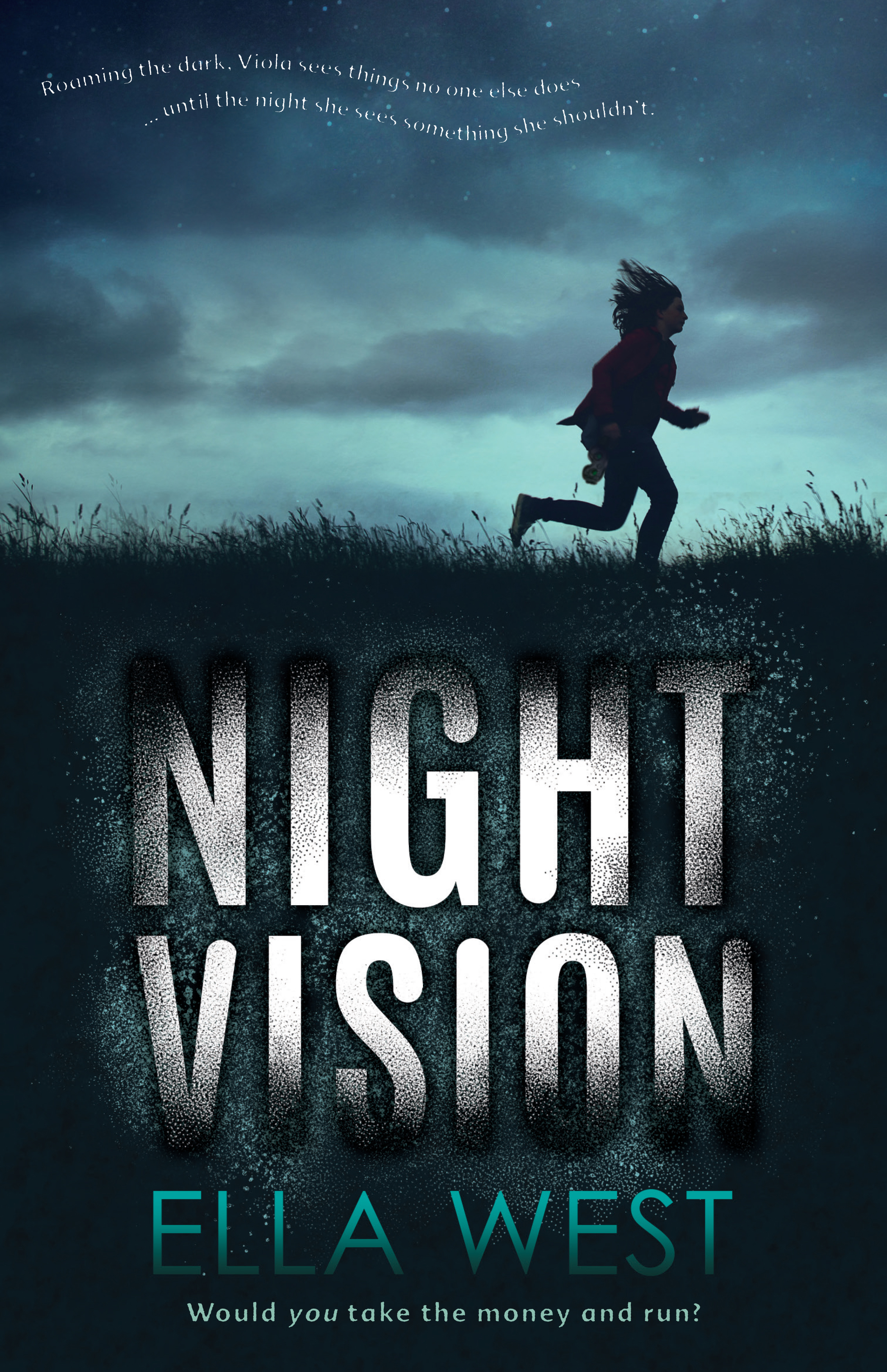 Cover Art for Night Vision, ISBN: 9781743317662