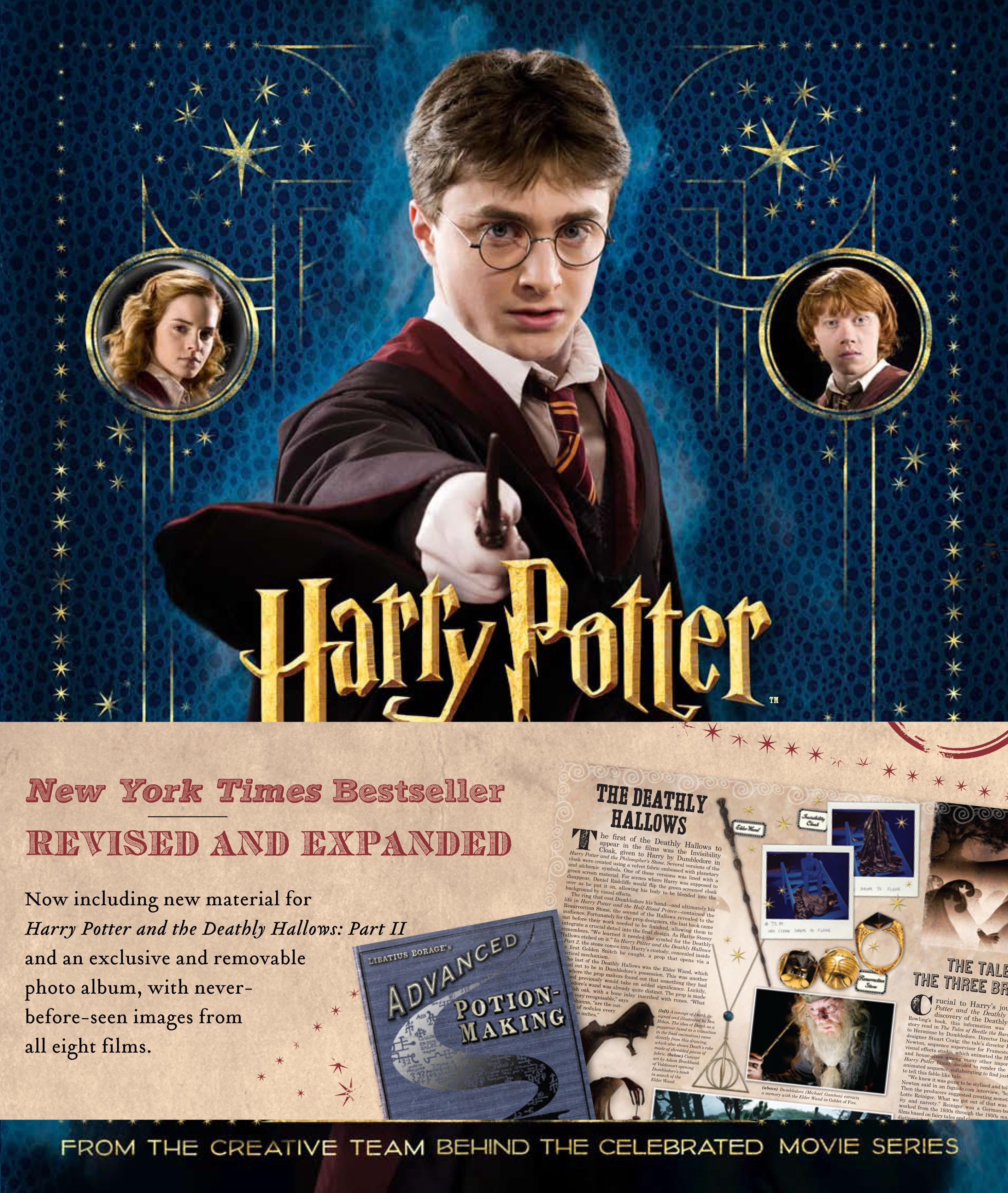 Harry Potter Film Wizardry (Revised and expanded) by Warner Bros, ISBN: 9780593071717