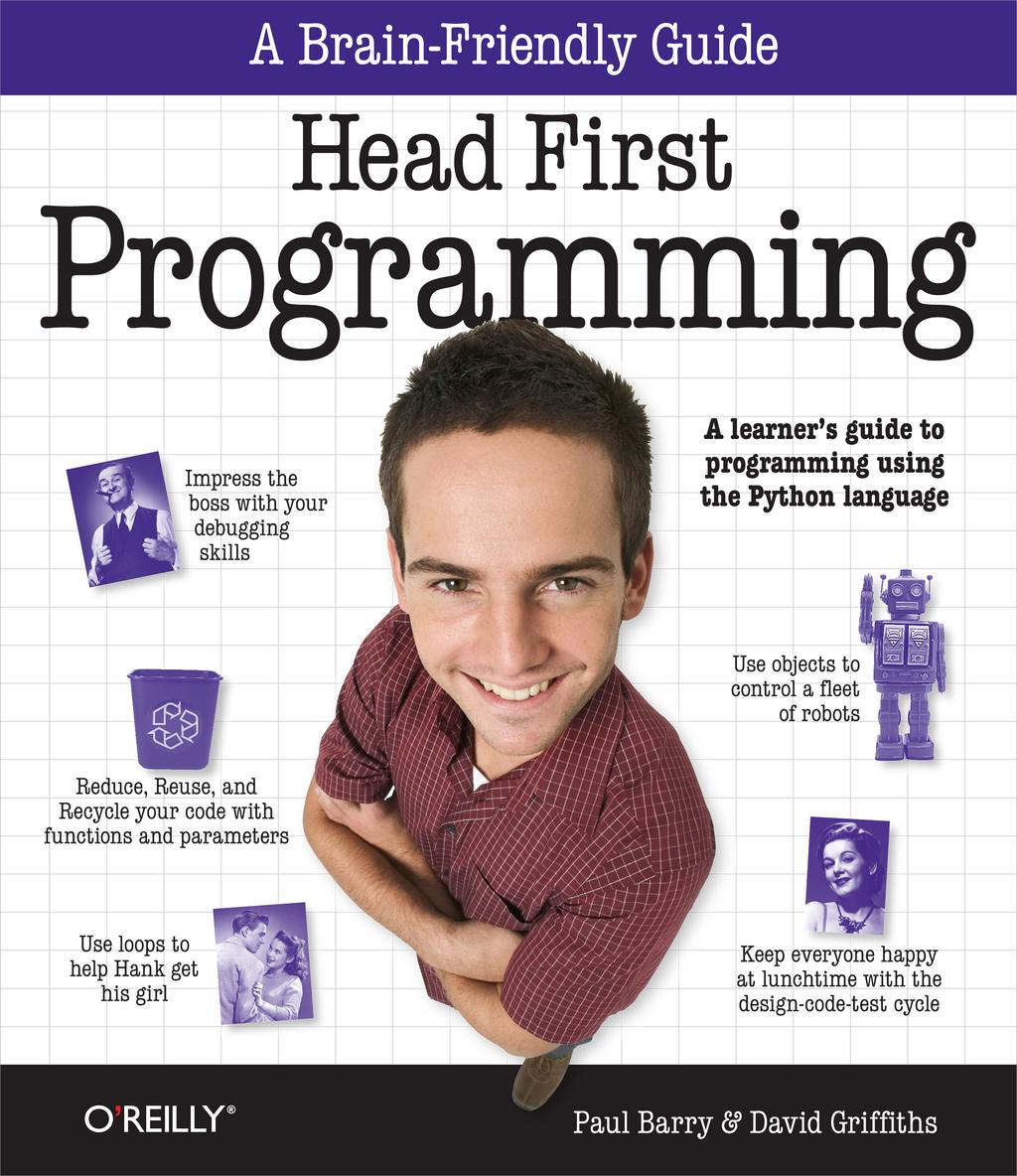 head first python - HD 1024×1184