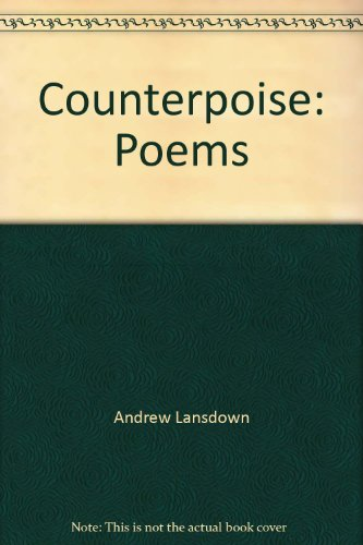 Counterpoise: Poems