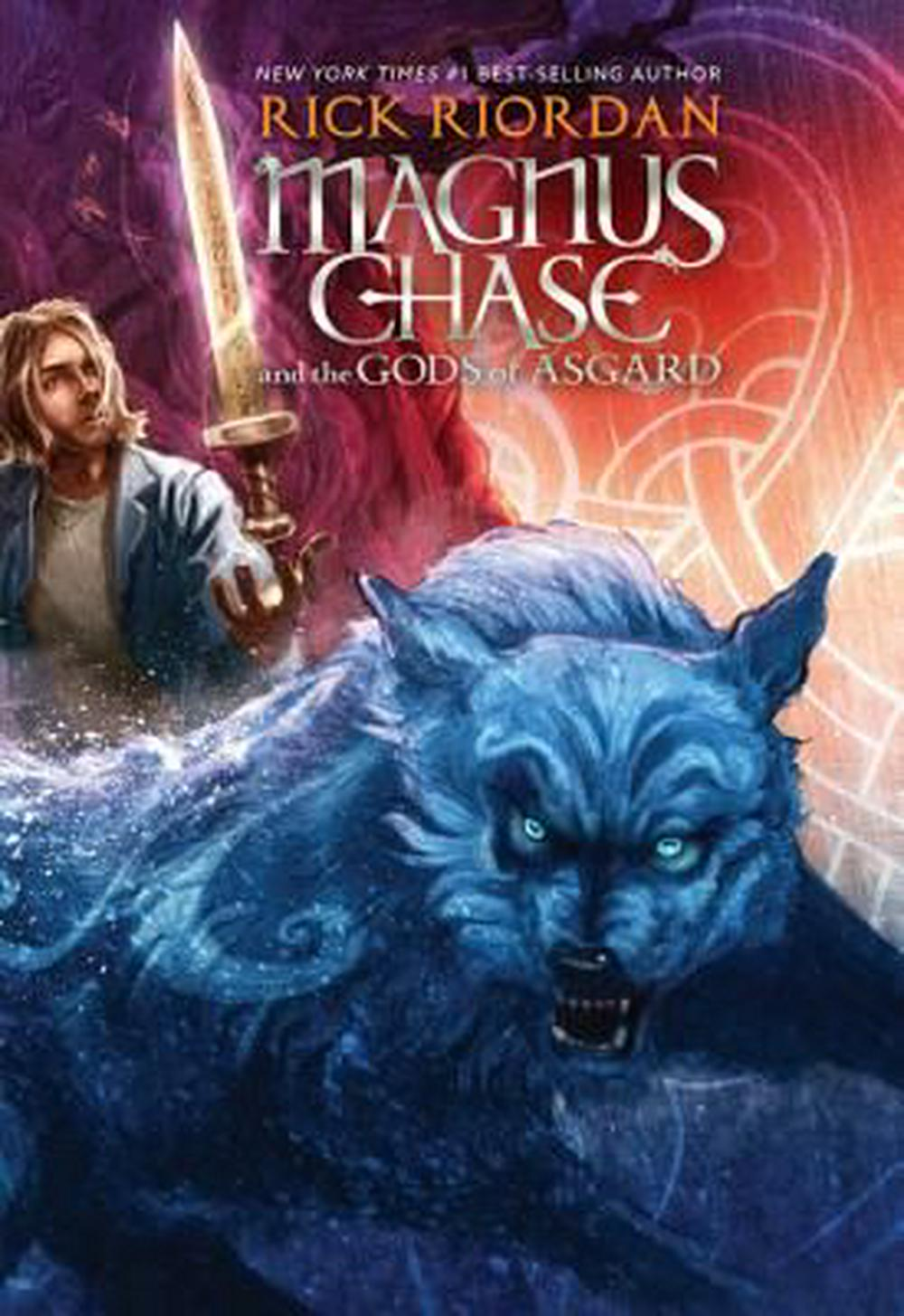 Magnus Chase and the Gods of Asgard Hardcover Boxed SetMagnus Chase and the Gods of Asgard