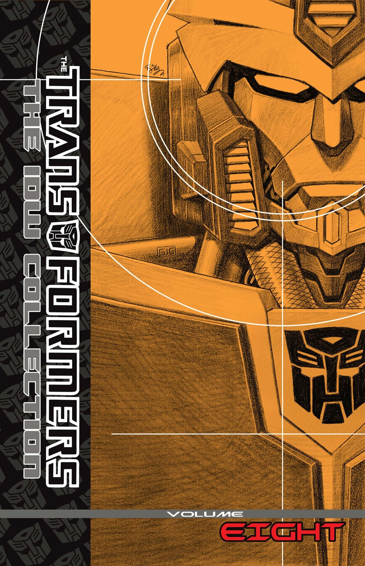 Transformers: The IDW Collection: Volume 8 by Andy Lanning, ISBN: 9781613776278