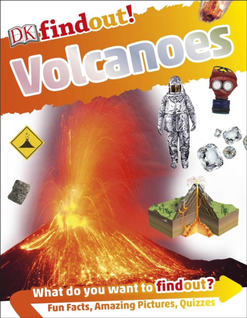 Find Out!: Volcanoes
