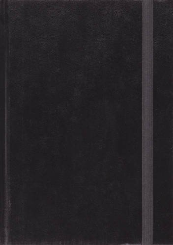 ESV Journaling Bible, Large Print (Black)