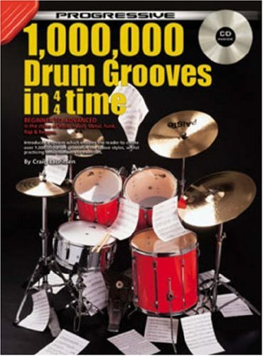 Progressive 1 million Drum Grooves
