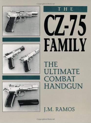 Cover Art for The CZ-75 Family, ISBN: 9780873645669