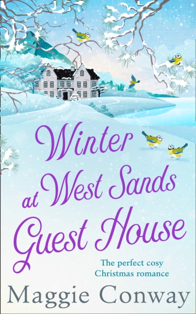 Winter At West Sands Guest HouseA Debut Feel-Good Heart-Warming Romance Perfect...