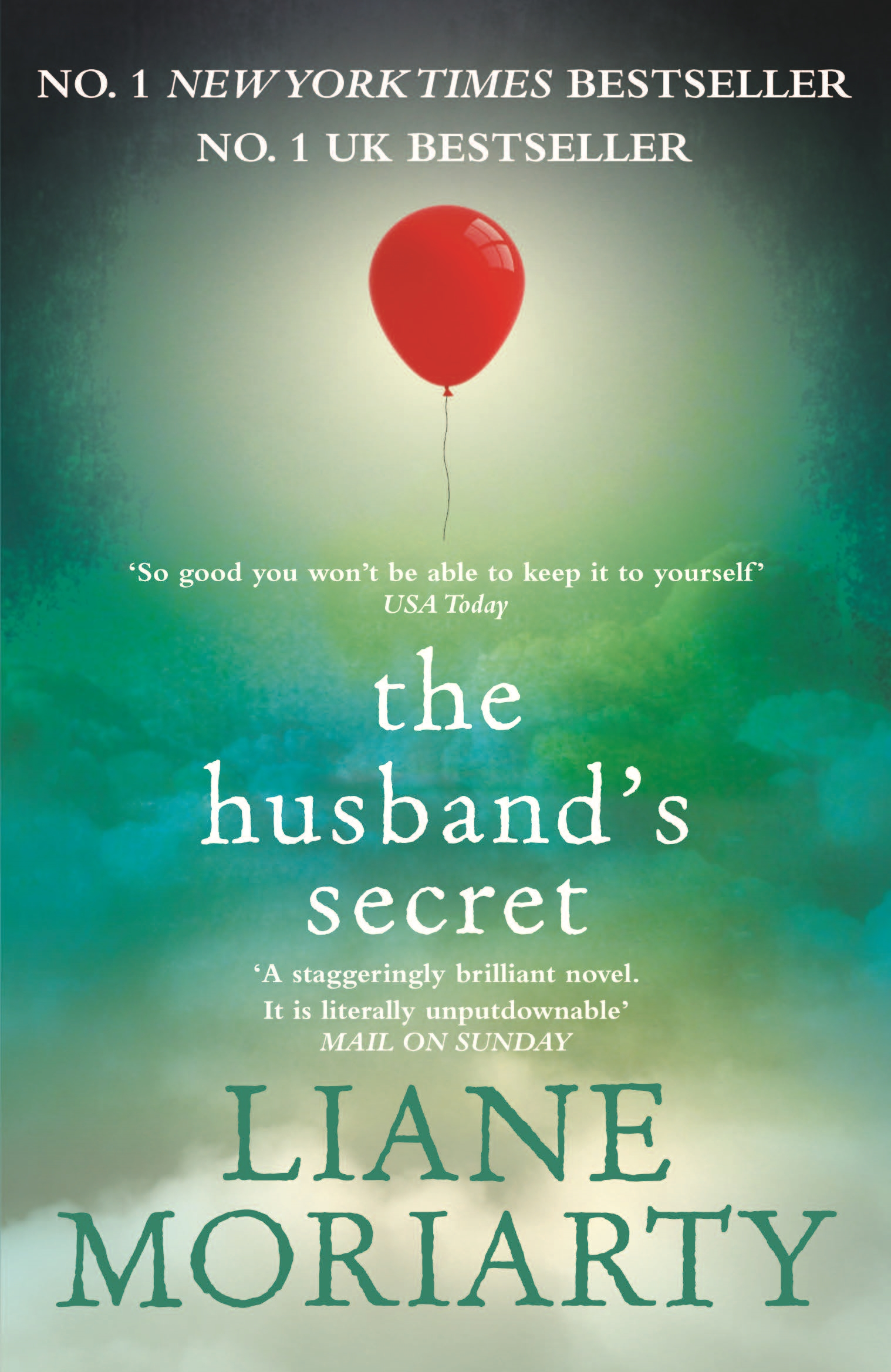 The Husband's Secret by Liane Moriarty, ISBN: 9781742613949