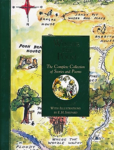 """Winnie the Pooh: Complete Collection - """"Winnie the Pooh"""", """"House at Pooh Corner"""", """"When We Were Very Young"""", """"Now We are Six"""""""