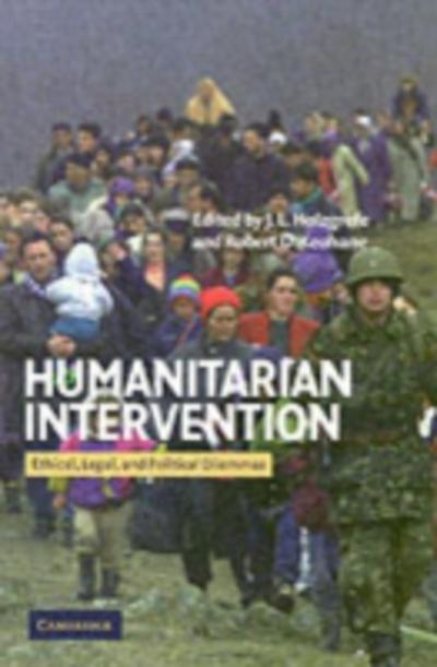 the need for humanitarian intervention in
