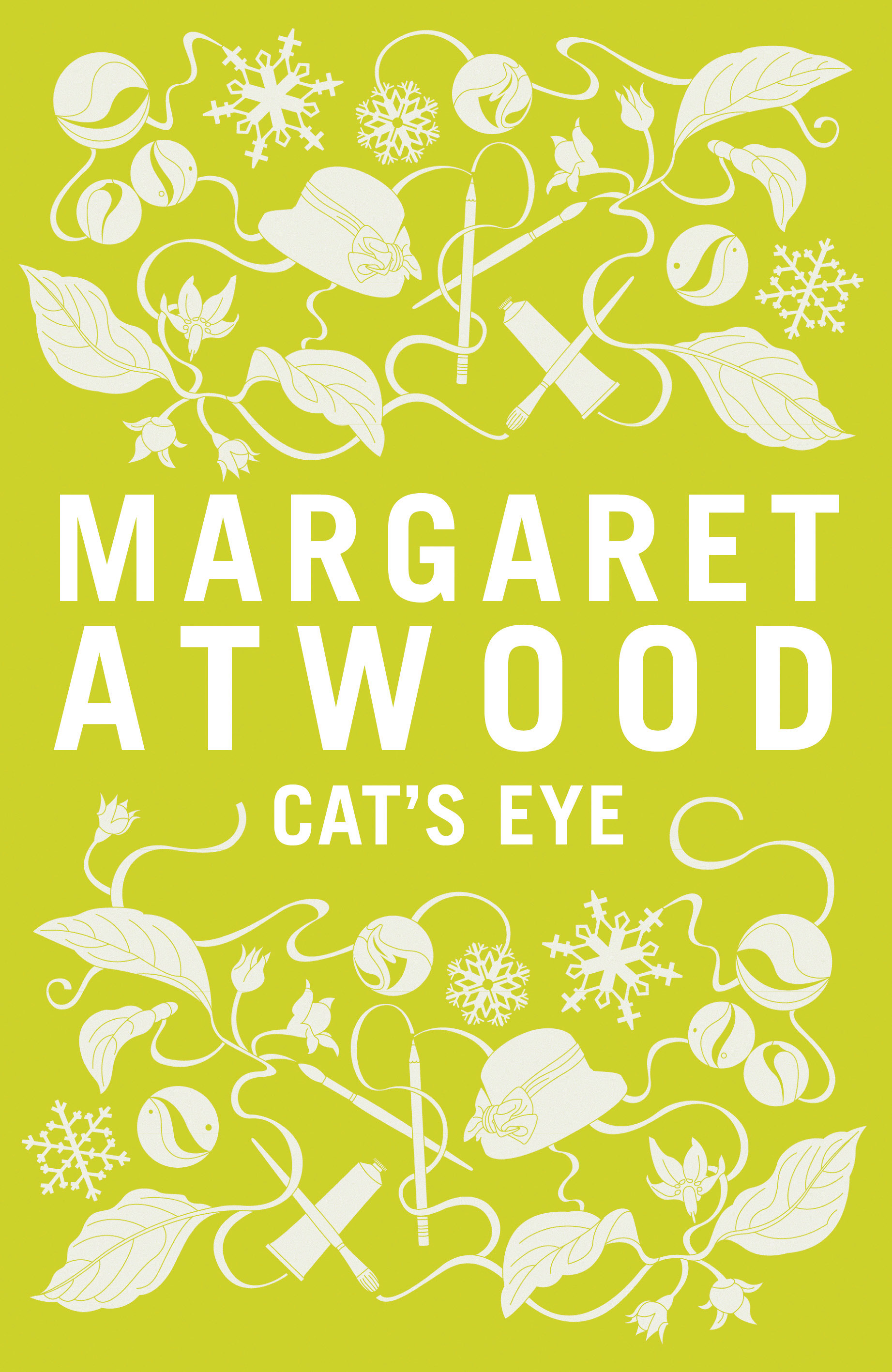 Cat's Eye by Margaret Atwood, ISBN: 9781408802809