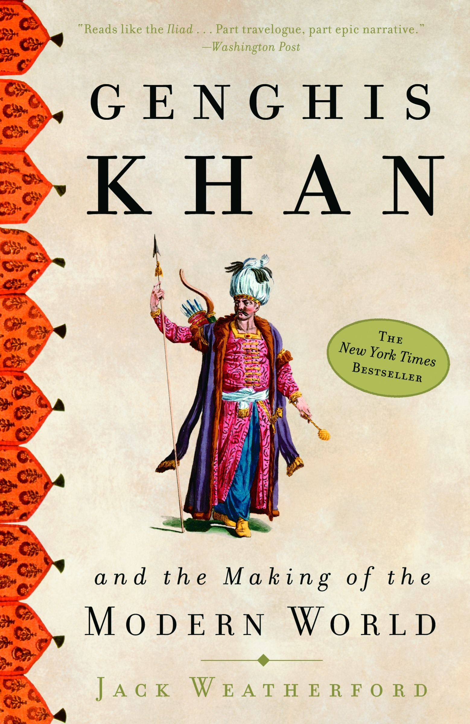 Genghis Khan & Making Of Moder