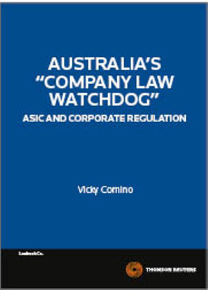"Australia's ""company Law Watchdog"""