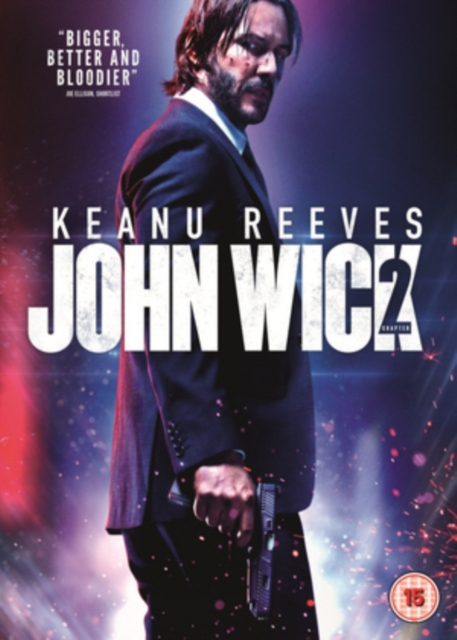John Wick: Chapter Two [Includes Digital Download] [DVD]